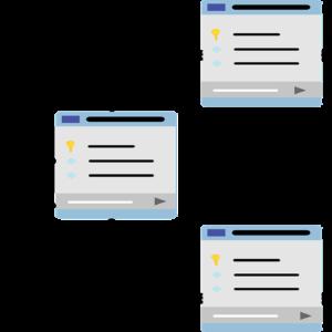 データベースの繋がり