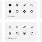 kintoneのアプリアイコンやポータルで使えそうなフラットデザイン系画像サイト